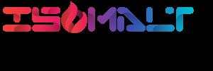 Logo isomalt by Mayte Rodríguez