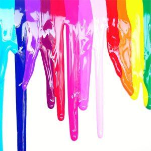 Colorante en gel