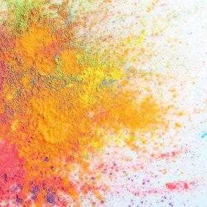 Colorante en polvo