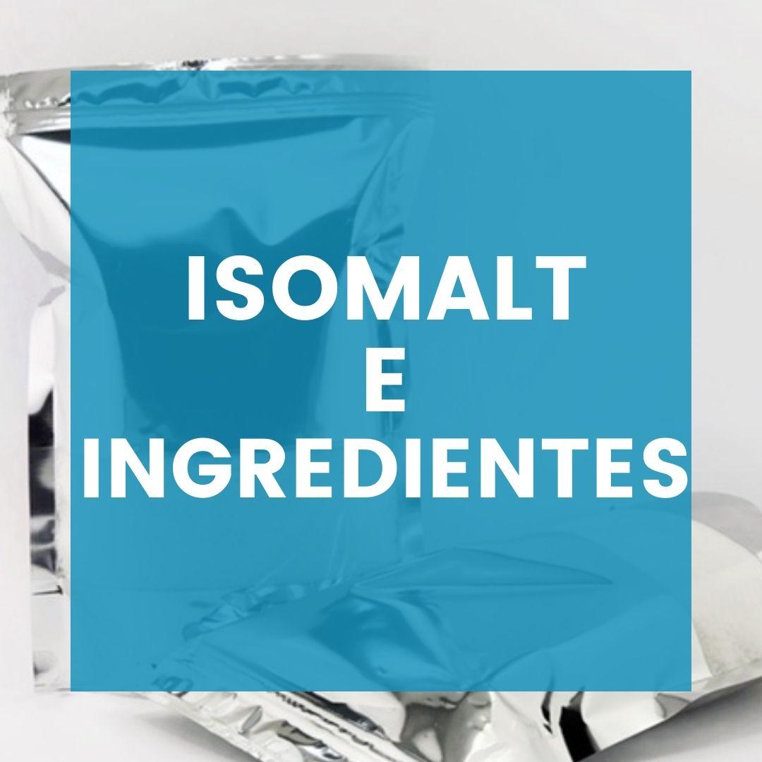 Comprar isomalt e ingredientes